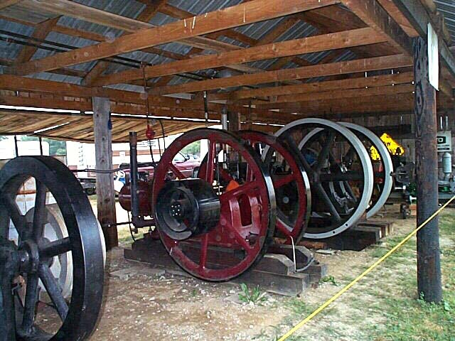 Morgan Hill Ford >> 2001 Pioneer Steam & Gas Engine Society pictures